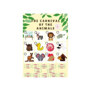 The carnivals of the animals