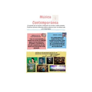 Música contemporánea