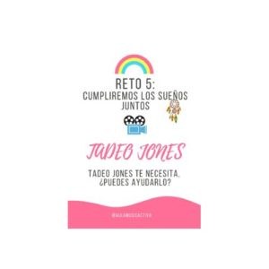 Reto 5: Tadeo Jones